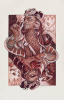 King of Hearts by wylielise