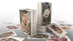 The Wicked Kingdom deck (Live on Kickstarter!) by wylielise
