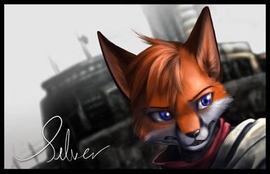 Silver by Silverfox5213