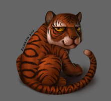 2010 Tiger by Silverfox5213