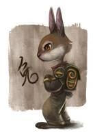 Tu the adventurer by Silverfox5213