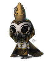 Lil Horus by Silverfox5213
