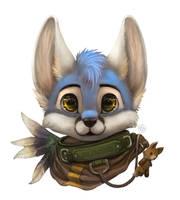Bloosh badge by Silverfox5213