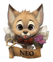 Badge for Neo by Silverfox5213