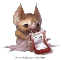 Blood bat by Silverfox5213