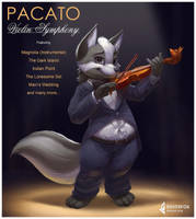 Violin Symphony by Silverfox5213