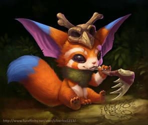 Gnar by Silverfox5213