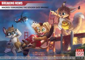 Breaking News by Silverfox5213