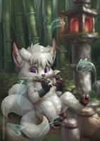Commission for Codyfox by Silverfox5213