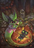 Commission for SonarToxicFox by Silverfox5213