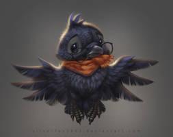 Lil Crow by Silverfox5213
