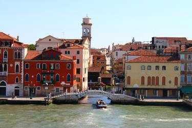 Laying Eyes on Venice by AlexaHarwoodJones