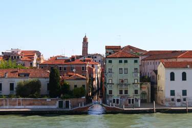 Venetian Roads, Take Me Home by AlexaHarwoodJones