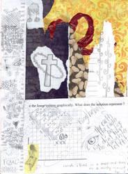 Art Journal Page 1 by AlexaHarwoodJones