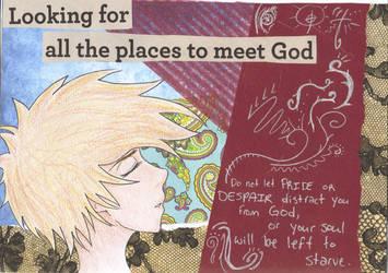 Art Journal Page 2 by AlexaHarwoodJones