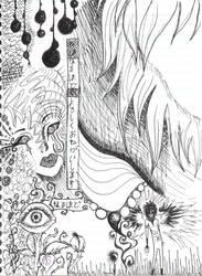 Doodle 1 by AlexaHarwoodJones