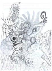 Doodle 2 by AlexaHarwoodJones