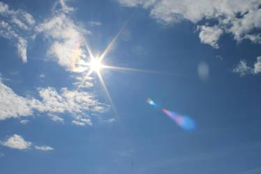 Sunshine on a Clear Day by AlexaHarwoodJones