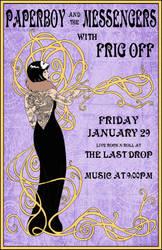 PB and Frig Off The Last Drop Jan 2016 by AlexaHarwoodJones