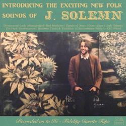 J. Solemn Album Artwork by AlexaHarwoodJones
