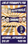 Dragstrip Devils and Cawama Fernandos 2016 by AlexaHarwoodJones