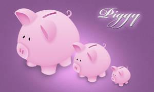 Piggy by minimamente