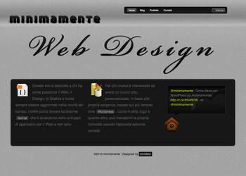 My Portfolio and Blog by minimamente