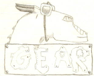 Gear Badge by omeganeep