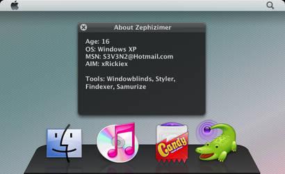 Deviant Information by zephizimer