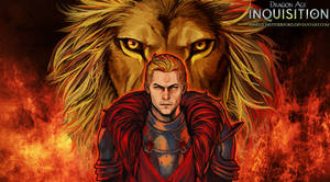 The Lion of Ferelden by LilyRutherford