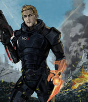 Cullen Shepard? by LilyRutherford