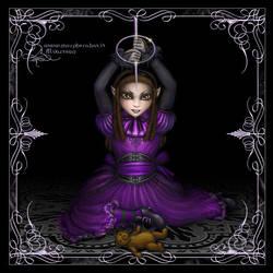 Gothic Lolita by Morphera