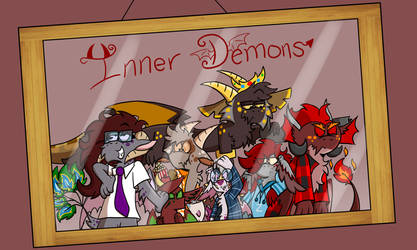 Inner Demons by Numbuh-27