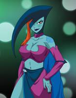 Veran, the Sorceress of Shadows by Kolvag