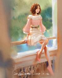 Skirt  by ShuShuhome