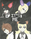 It's Me: GGO Meets FNAF by TheRavensApprentice