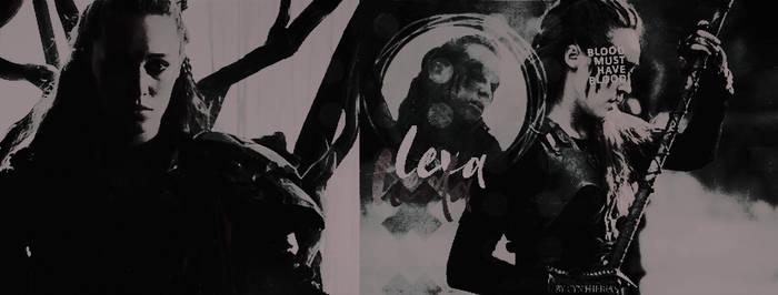 Lexa THE 100 [Timeline] by OriginalCyntheria