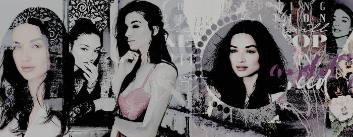 Crystal Reed [Timeline] by OriginalCyntheria
