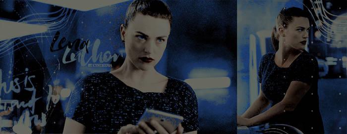 Lena Luthor [Timeline] by OriginalCyntheria