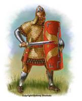 Trajanic Legio by JohnnyShumate