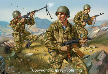 Russians in Afghanistan by JohnnyShumate