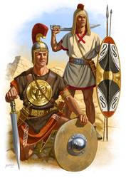 Iberianwarriors by JohnnyShumate