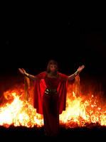 Red Priestess by HeatherAfterCosplay