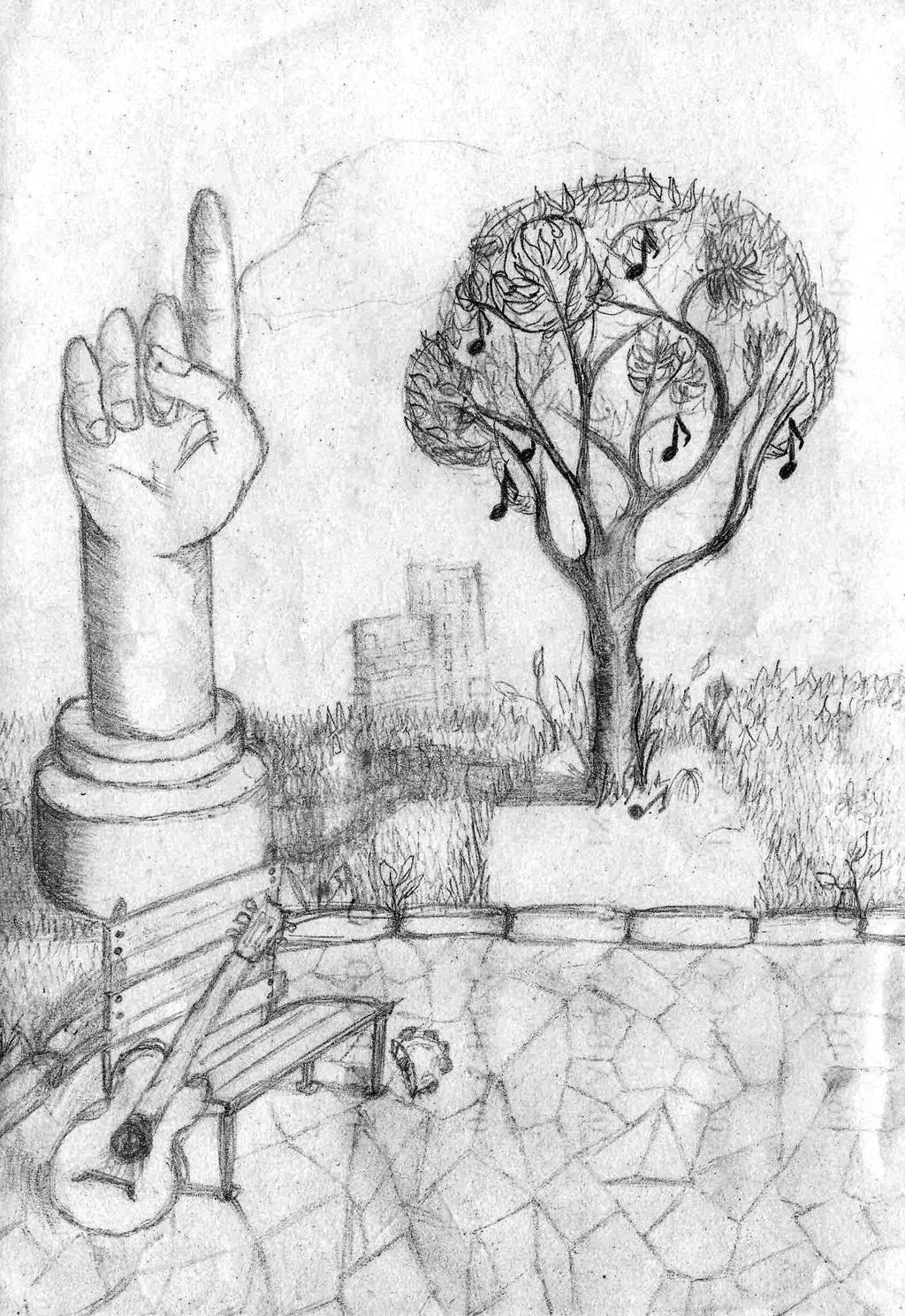 The Worship Square by tiorafaa