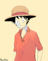 LUFFY by SketchPkwy