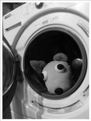 laundry day . by jessehlikesdinosaurs