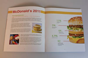 Annual General Report for McDonald's by RowanMcAlpine
