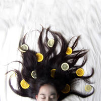 Dreams of Lemon and Oranges by grace-note