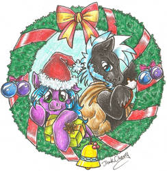 Merry Christmas! by DarkCherry87