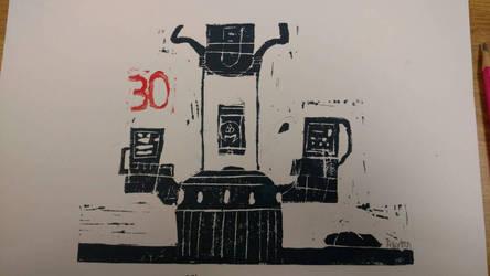 Metroid 30th Anniversary Artwork by Jteam6